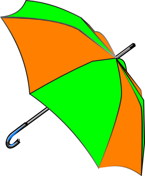 Moving clipart umbrella This clip Clker image And