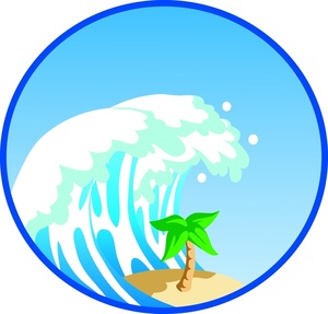 Moving clipart wave Beach Cliparts Zone Clipart Moving