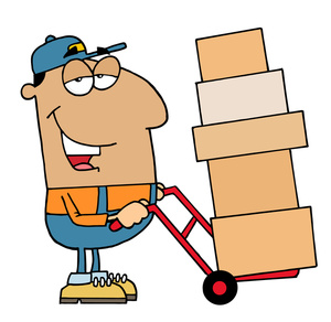 Moving clipart weekend #4