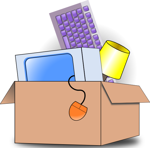 Moving clipart weekend #3