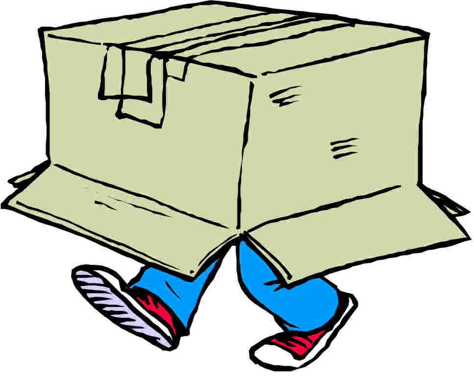 Moving clipart weekend #15