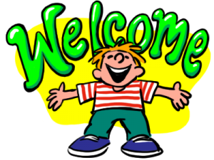 Moving clipart welcome #14