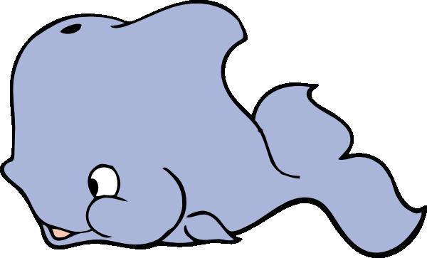Beluga Whale clipart comic Art Cute Clip Dolphin Whale