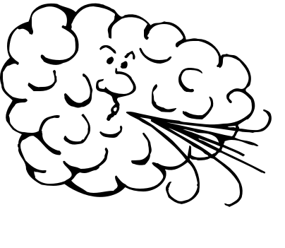 Moving clipart wind Wind Animated Clipart Windy cliparts