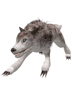 Moving clipart wolf  The LOLO Official animals