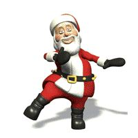 Moving clipart xmas Santa this 338 about on