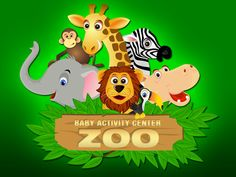 Moving clipart zoo Of Animated Picture Activity Zoo
