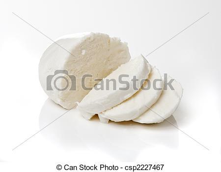 Mozzarella clipart Mozzarella background white isolated Picture