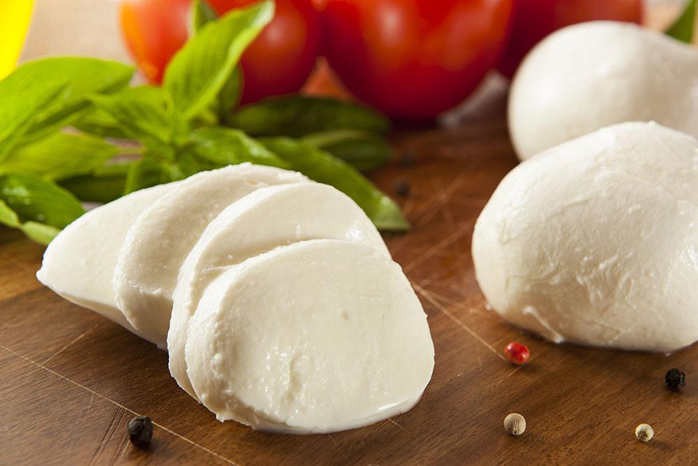 Mozzarella clipart cracker cheese 30 Mozzarella Minute com Make