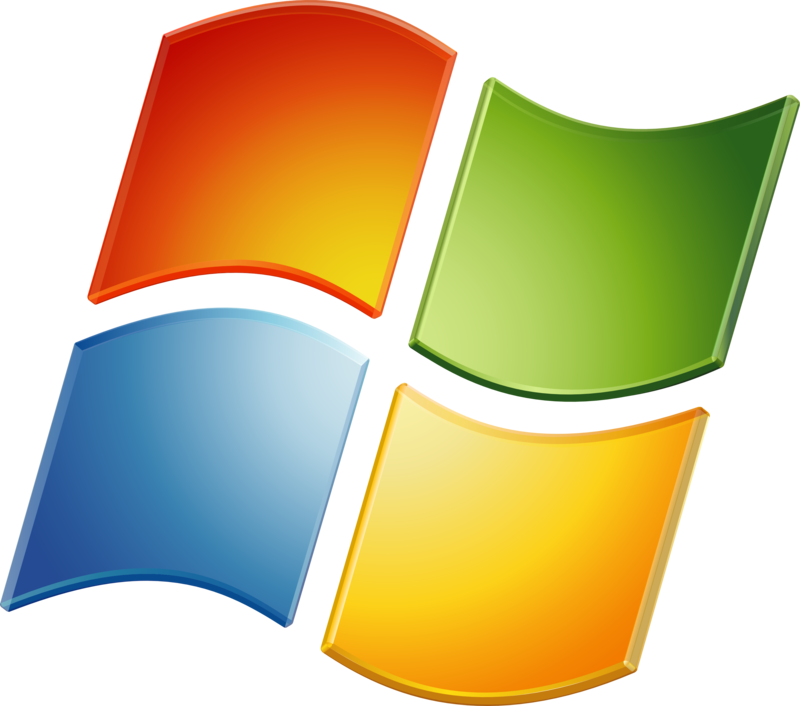Ms Windows clipart PNG Windows windows free images