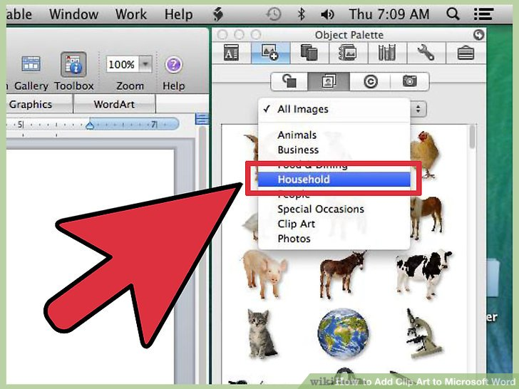 Business clipart microsoft To Word Add to Ways