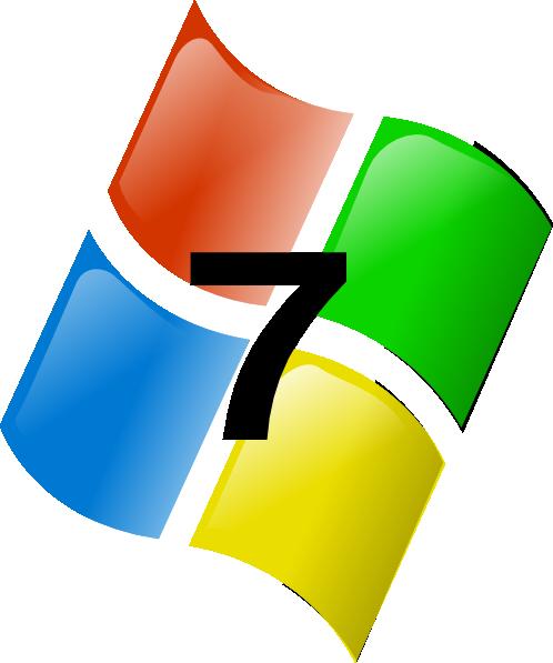 Ms Windows clipart windows 7 At Clip clip Download Windows