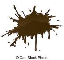 Mud clipart Blot Chocolate 806  Illustrations