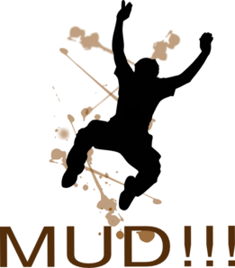 Mud Library Art Mud Clip