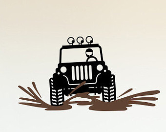 Mud clipart mud truck #12