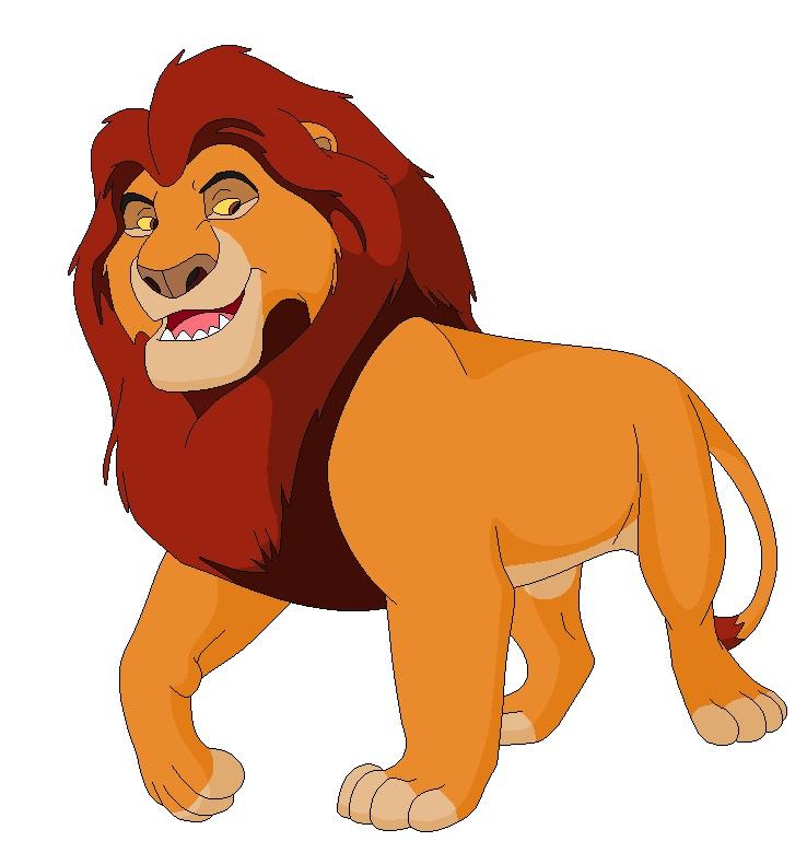 The Lion King clipart mufasa Fanon Mufasa Fandom powered Lines