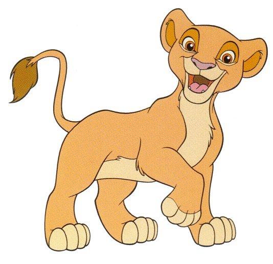 The Lion King clipart kiara Lion Characters Kiara King
