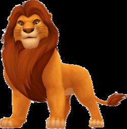Mufasa clipart kingdom hearts Kingdom Kingdom the Kingdom encyclopedia