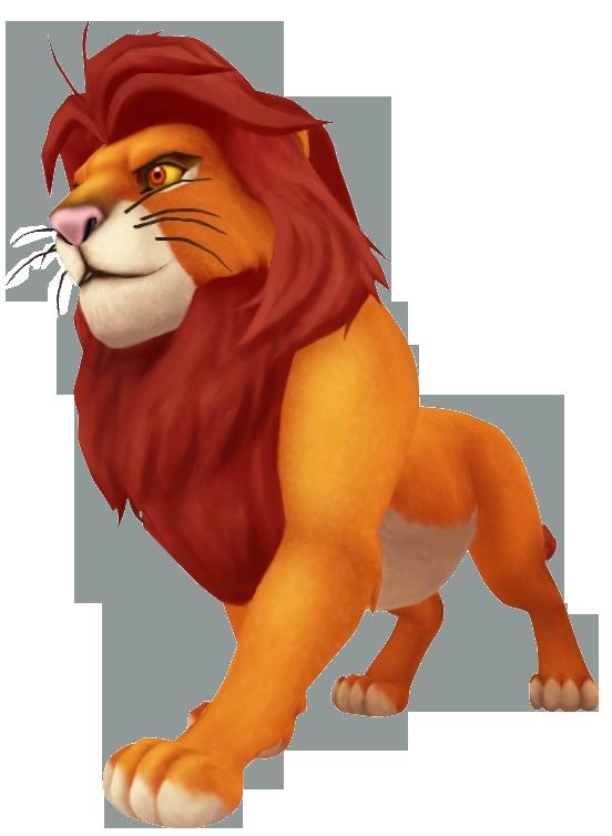 Mufasa clipart kingdom hearts Insider Simba KINGDOM Kingdom Hearts