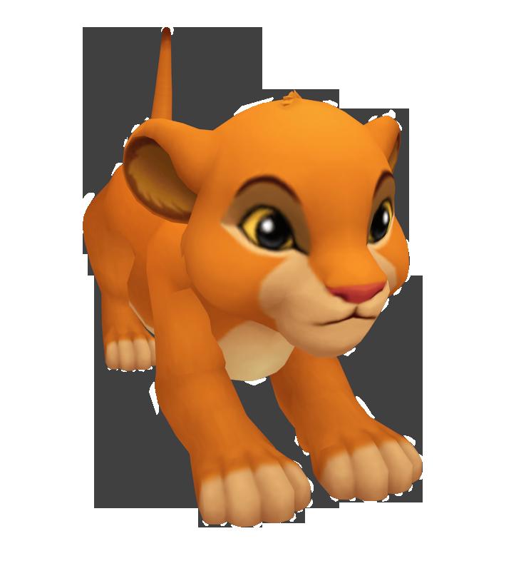 Mufasa clipart kingdom hearts Kingdom Kiara Hearts Insider Kiara