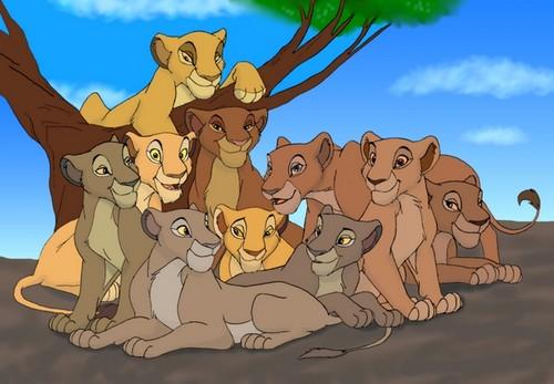 Mufasa clipart lion pride #1