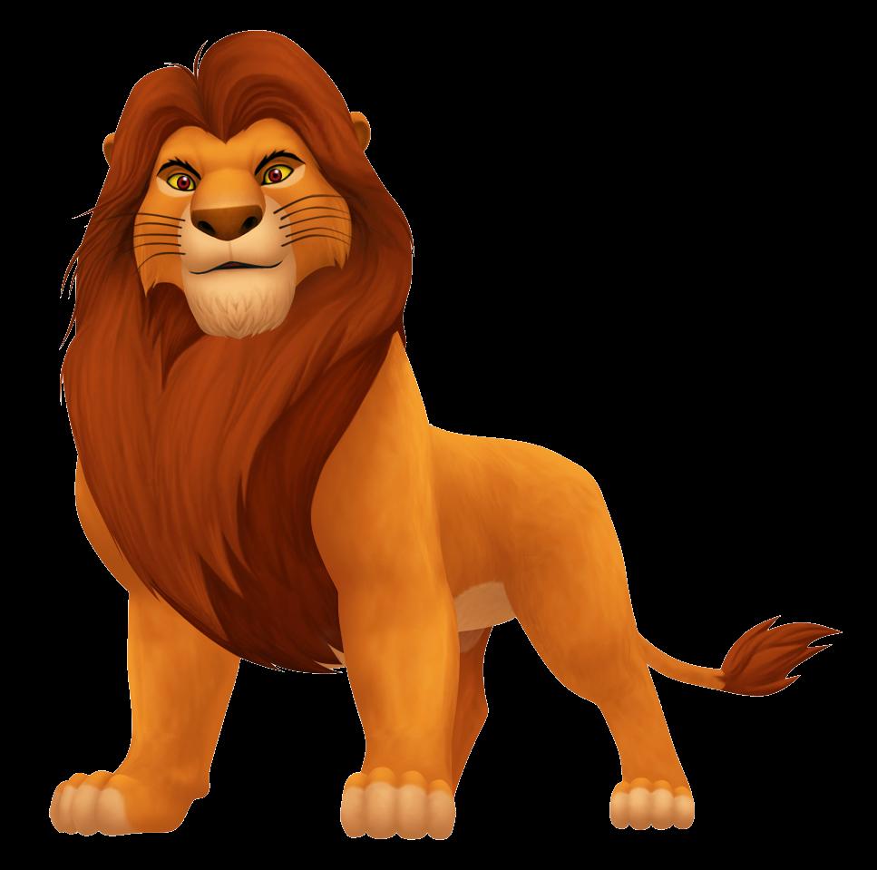 Mufasa clipart lion pride #4
