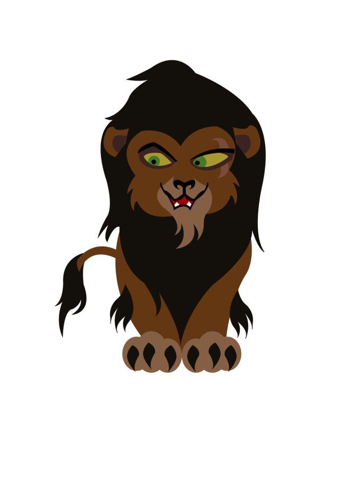 Mufasa clipart lion pride #10