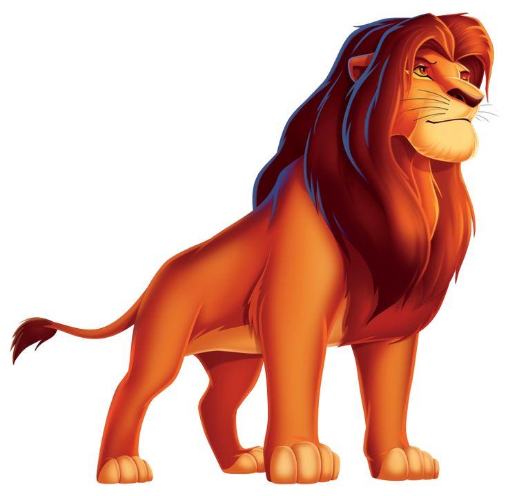 Mufasa clipart lion pride #12