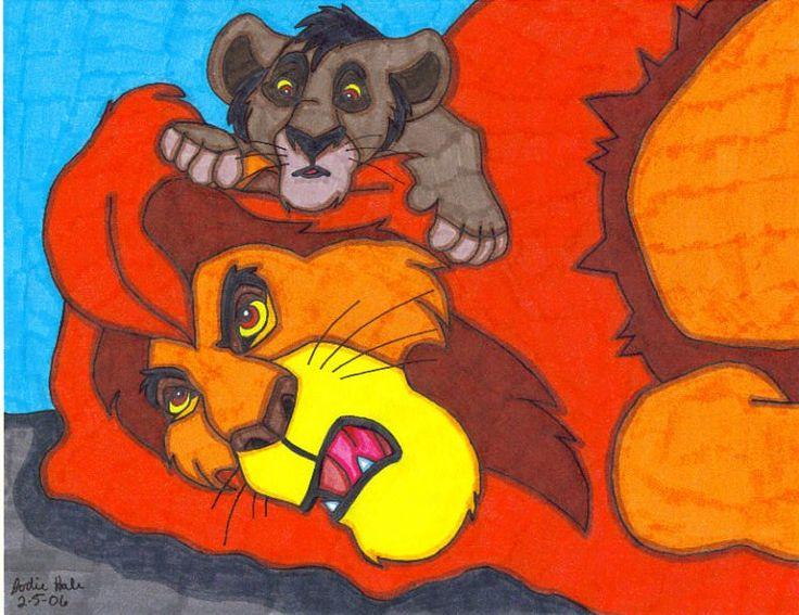 Mufasa clipart main character #12