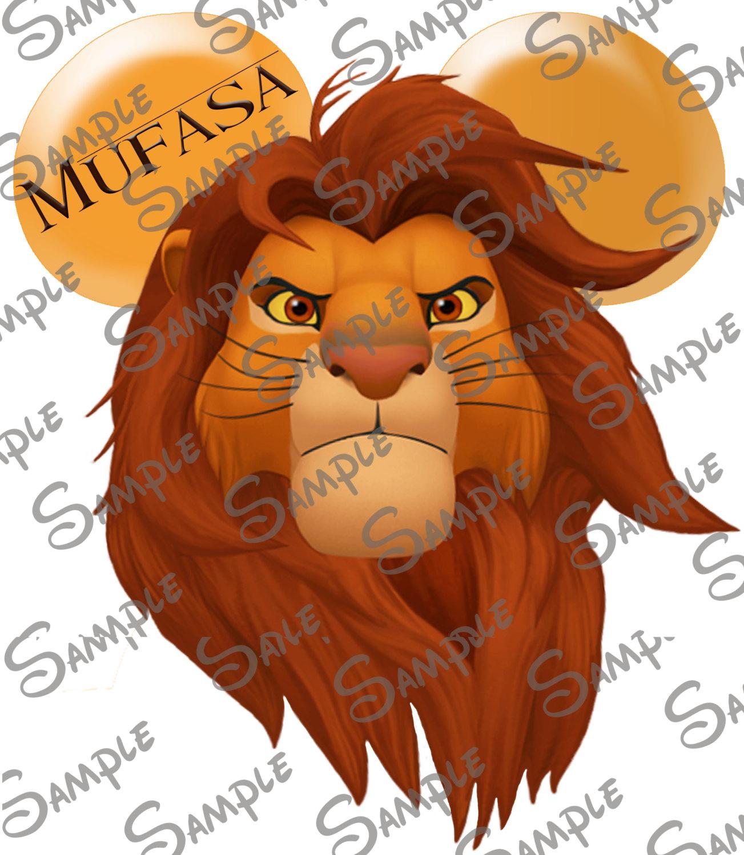 Mufasa clipart main character #4