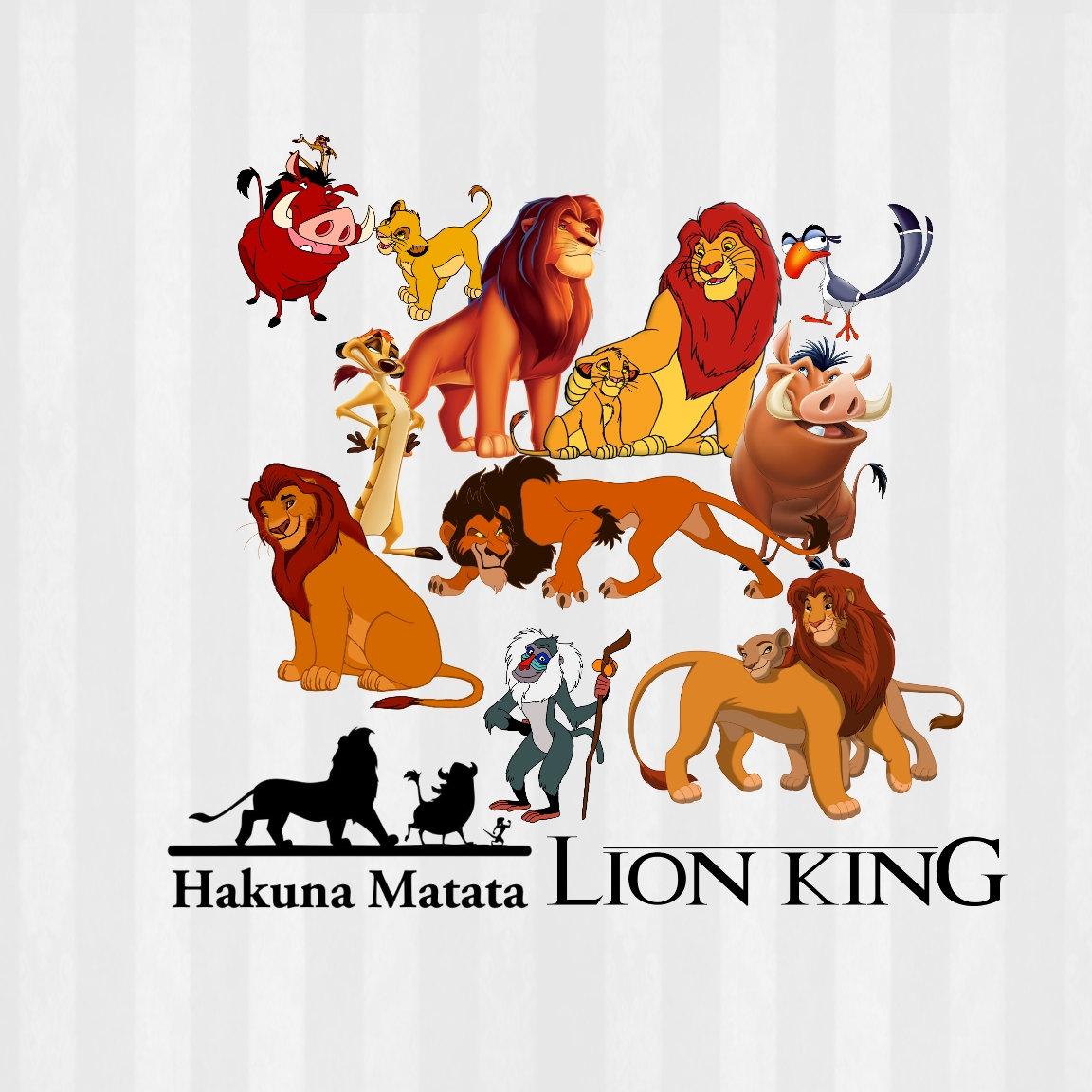 Mufasa clipart nala > 1152 King Lion King