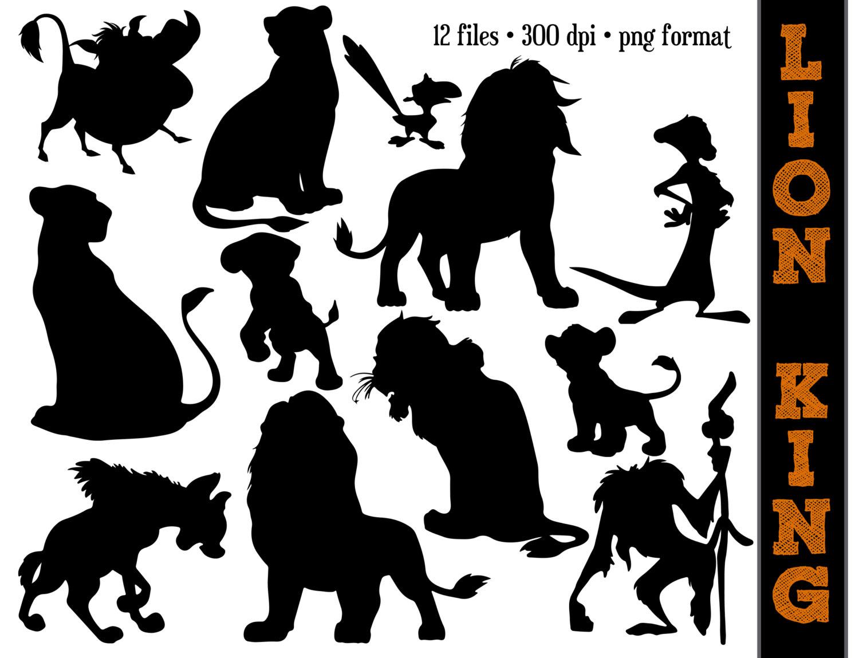 Mufasa clipart nala More // // The Simba