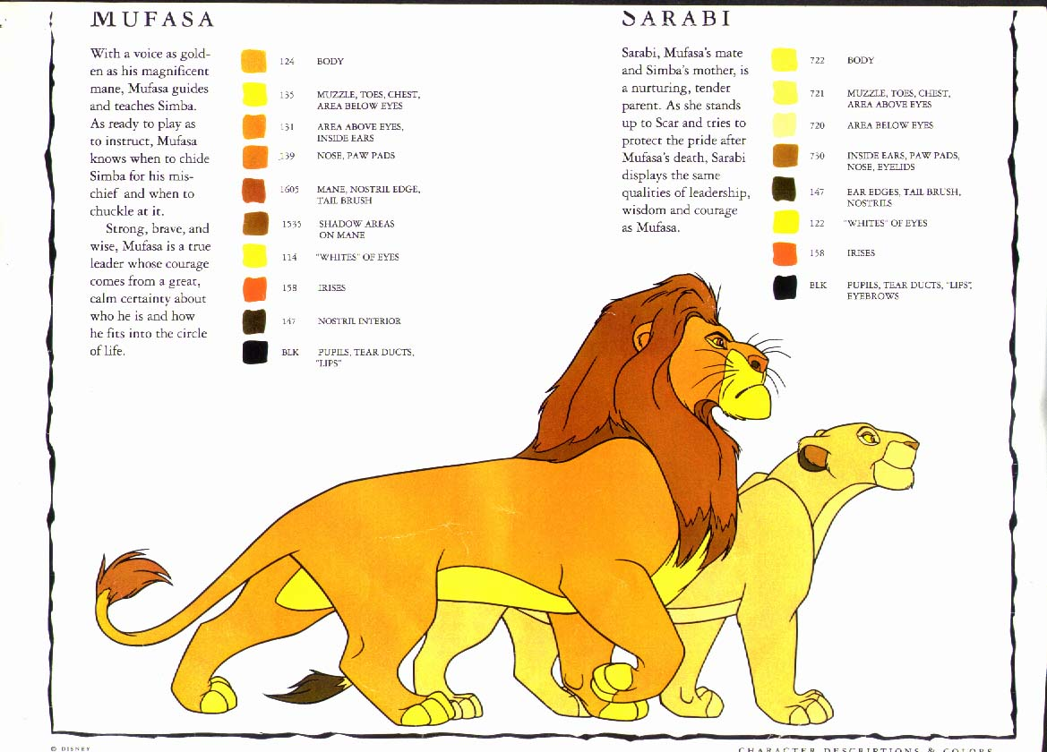 Mufasa clipart real life King Lion Broadway scar mufasa