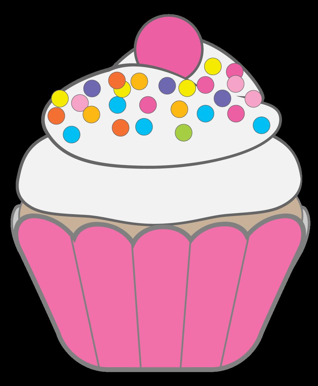 Icing clipart plain cupcake 20clipart Muffin Free Panda Clipart