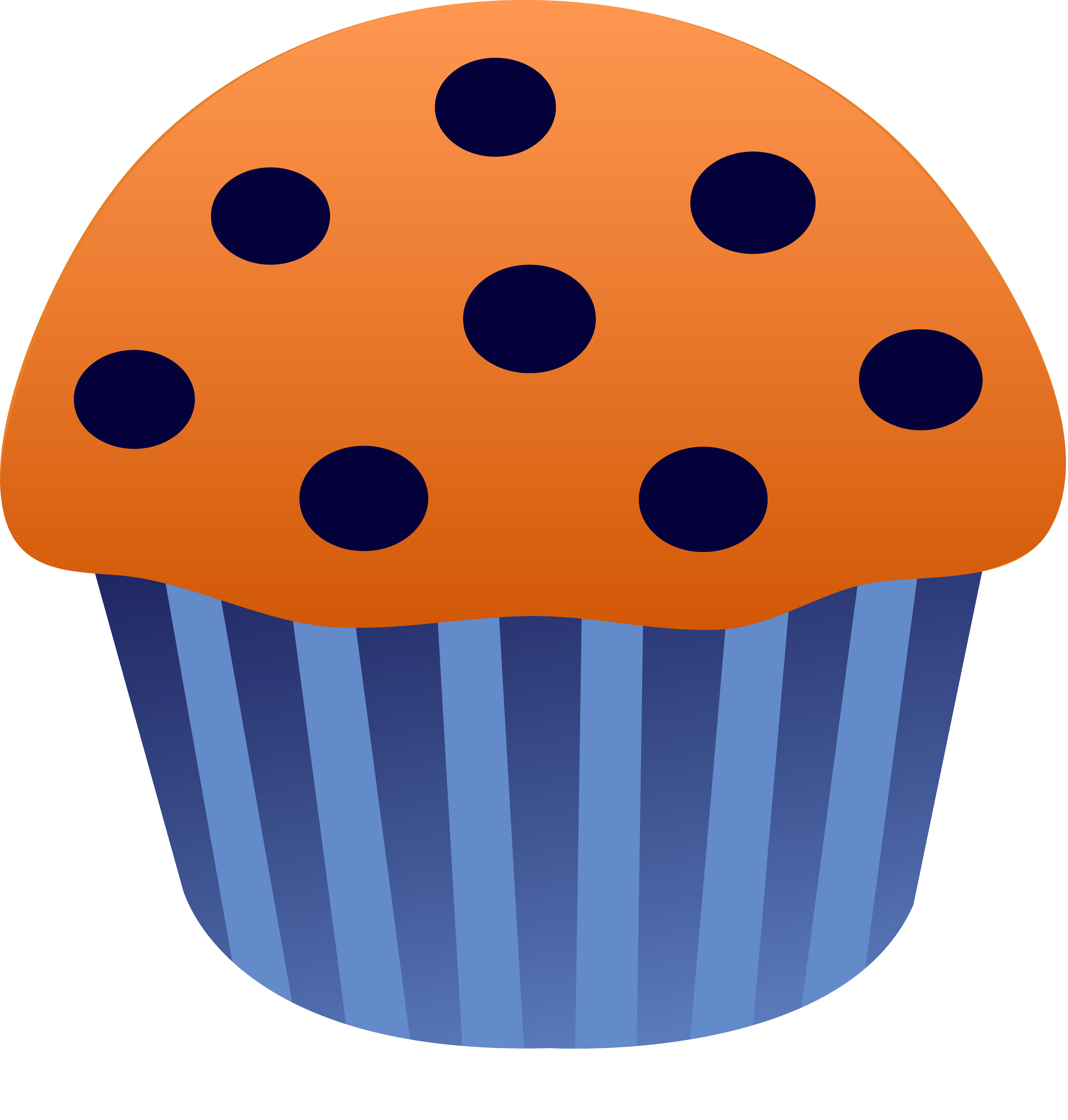 Sweets clipart different object Clip  Muffin Clipart Muffins