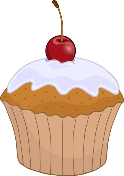 Muffin clipart fresh Art vector Free Muffin 155