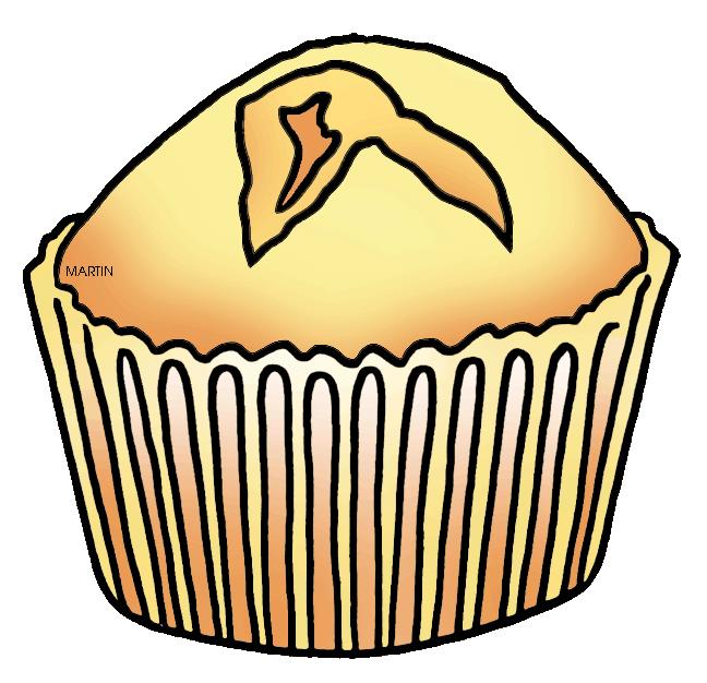Muffin clipart banana muffin Clipart Printable Muffin Printable Clipart