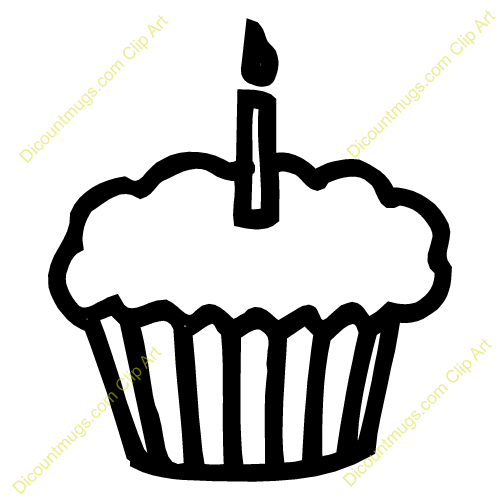Birthday clipart muffin Cake Clipart Free Images Clipart
