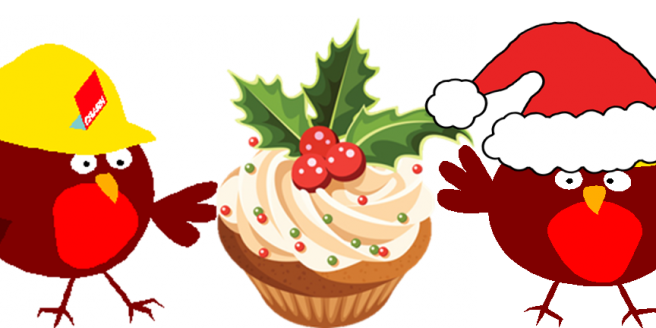 Muffin clipart christmas CRASH Sale Bake  Great