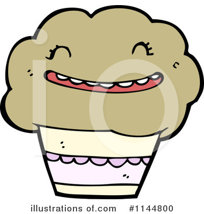 Muffin clipart face Royalty Illustration by Muffin lineartestpilot