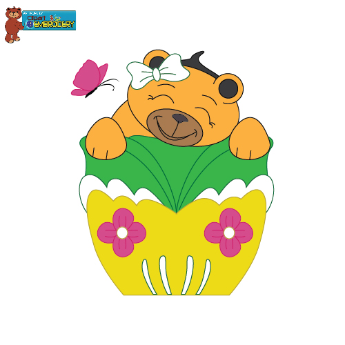 Muffin clipart five Assorted Assorted : Clipart clipart