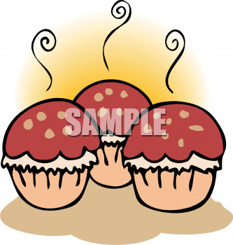 Muffin clipart fresh Muffins com foodclipart Fresh Fresh