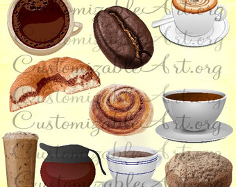 Muffin clipart hot Art Images Drinks Graphics Clipart