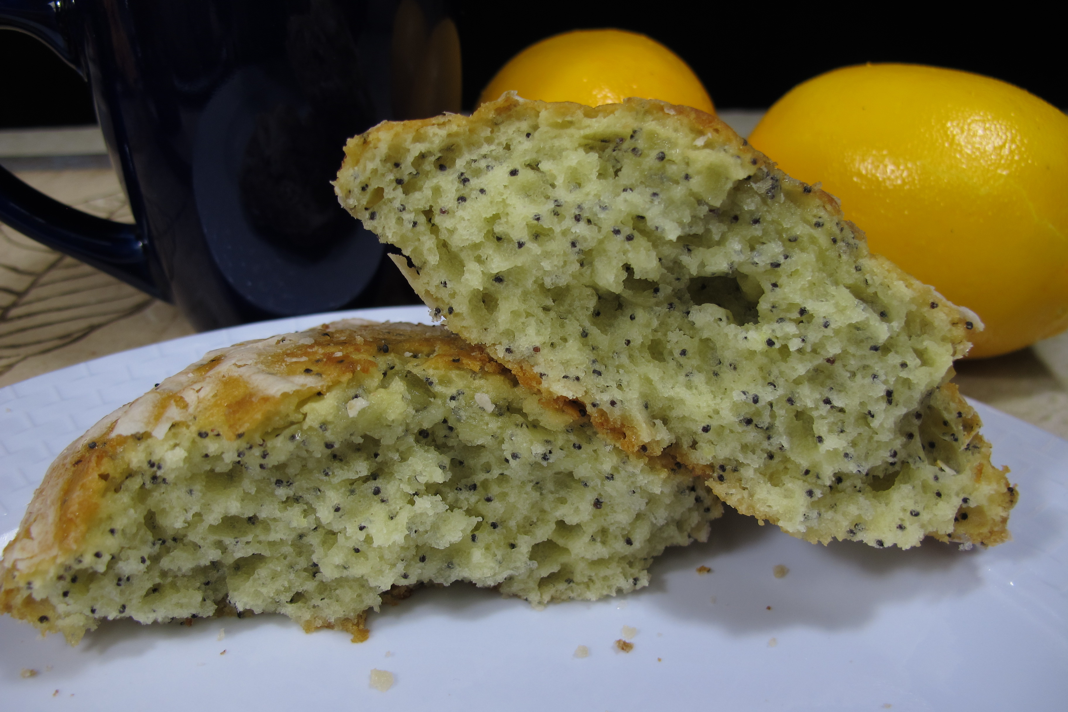Muffin clipart lemon poppy seed Muffin Seed Favorite Seattle's