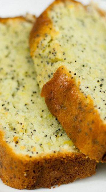 Muffin clipart lemon poppy seed Cake Pound Cake best Lemon