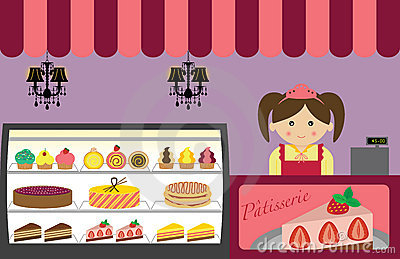 Muffin clipart pastry shop Pastry Clipart Shop Clipart Shop