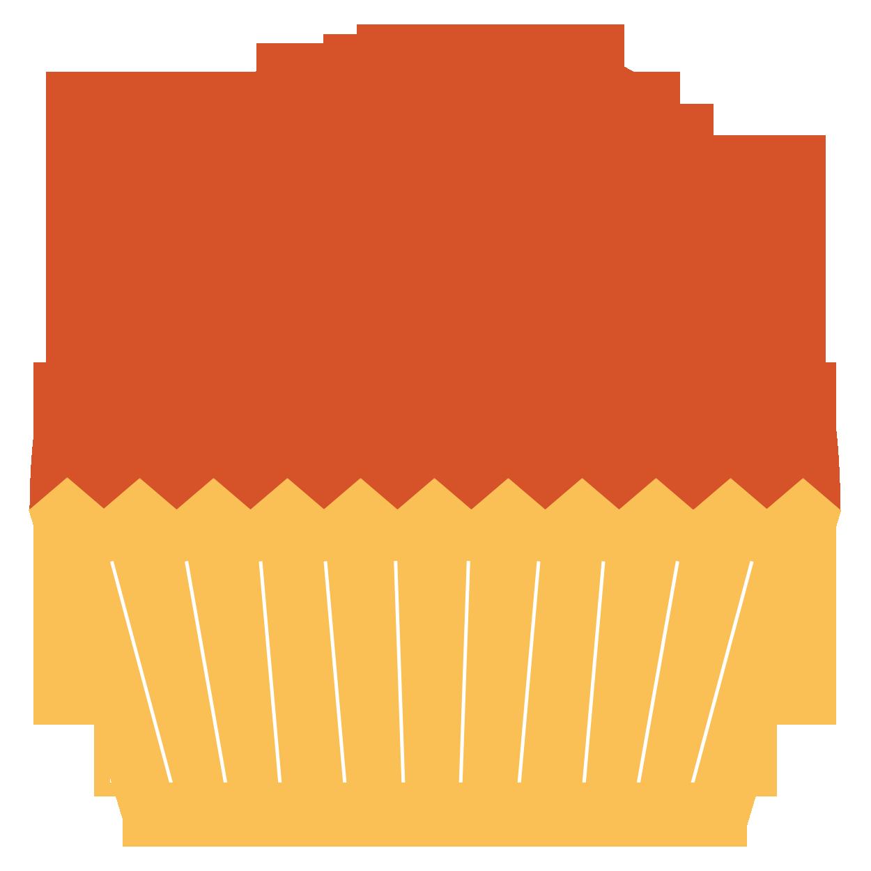 Muffin clipart plain #63 Clipart #63 cupcake cupcake