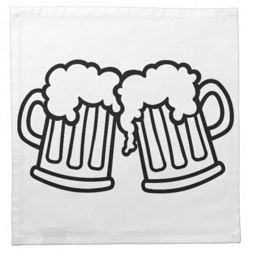 Mug clipart beer stein Cheers mugs clipground 6 Beer