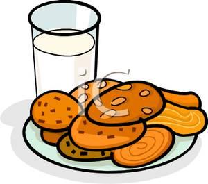 Mug clipart biscuit Panda Of Clipart Free Cookies