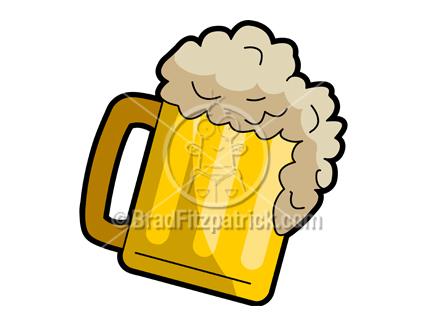 Beer clipart cartoon #9